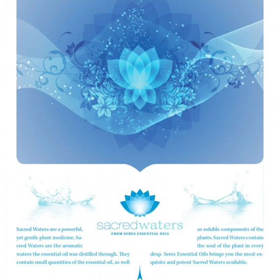Sacred Waters Flyer