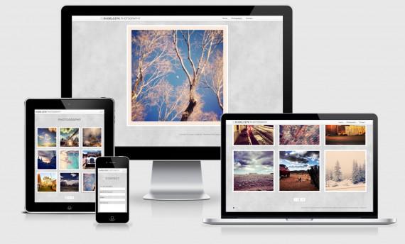 Dudelczyk Photography Responsive WordPress Web Design